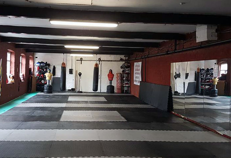 training-hall