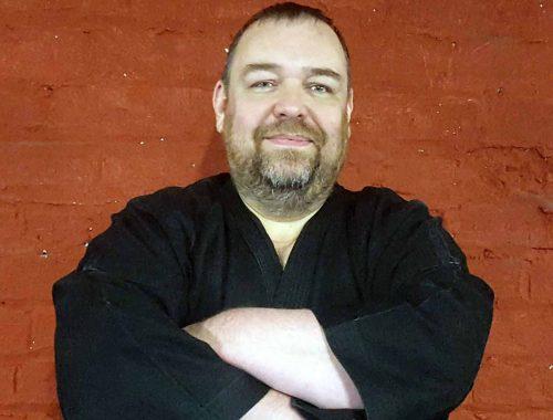 jiu-Jitsu -Instructor