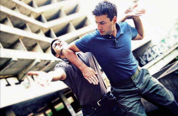 martial arts defence